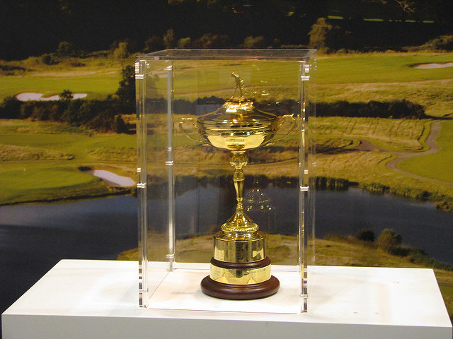 Ryder Cup at the 2008 PGA Golf Show.jpg